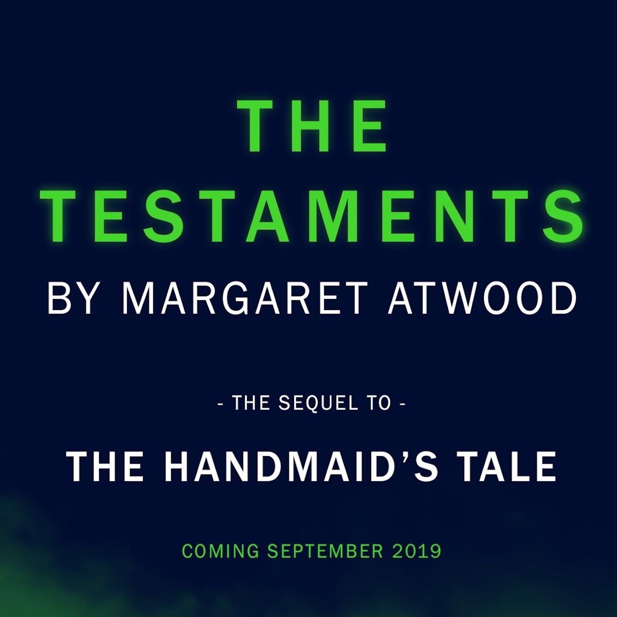 Resultado de imagem para the testament margaret atwood