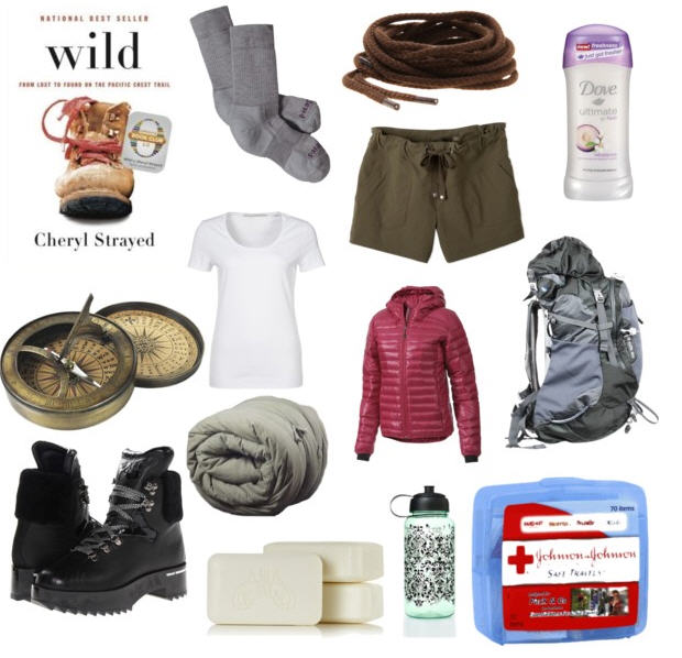 Items for costume based on Wild by Cheryl Strayed  sc 1 st  Penguin Random House Canada & 11 Literary Costume Ideas For Halloween | Penguin Random House Canada
